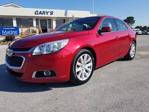 2014 Chevrolet Malibu for sale at Gary's Auto Sales in Sneads NC