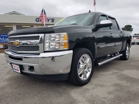 2013 Chevrolet Silverado 1500 for sale at Gary's Auto Sales in Sneads NC