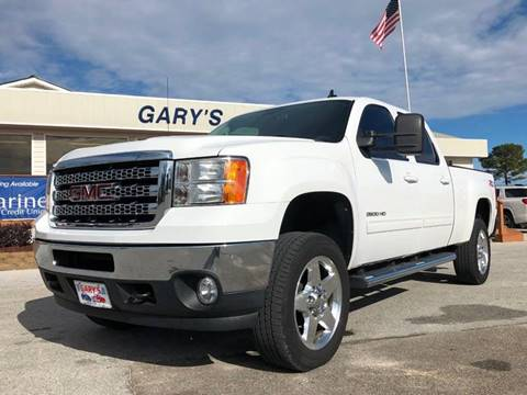 2012 GMC Sierra 2500HD for sale at Gary's Auto Sales in Sneads NC