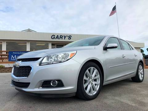 2015 Chevrolet Malibu for sale at Gary's Auto Sales in Sneads NC