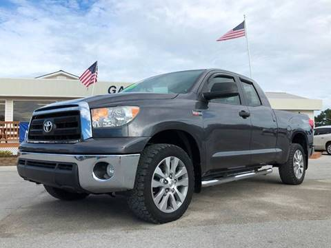 2013 Toyota Tundra for sale at Gary's Auto Sales in Sneads NC