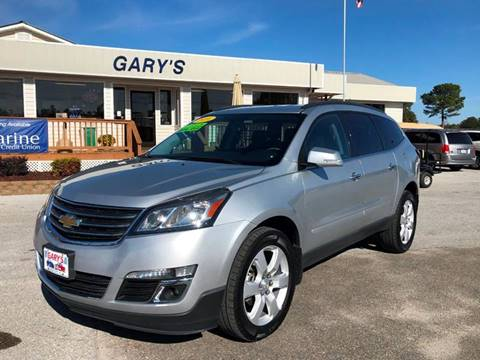 2016 Chevrolet Traverse for sale at Gary's Auto Sales in Sneads NC