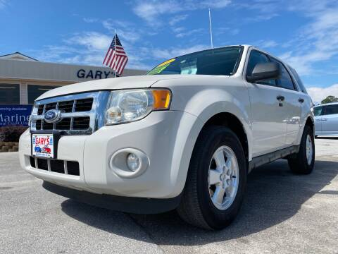 2010 Ford Escape for sale at Gary's Auto Sales in Sneads NC