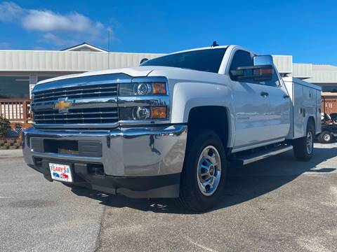 2016 Chevrolet Silverado 2500HD for sale at Gary's Auto Sales in Sneads NC