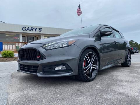 2017 Ford Focus for sale at Gary's Auto Sales in Sneads NC