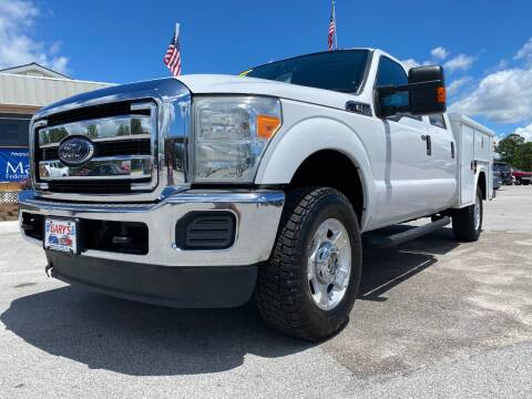 2014 Ford F-350 Super Duty for sale at Gary's Auto Sales in Sneads NC