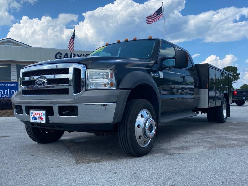2005 Ford F-450 Super Duty for sale at Gary's Auto Sales in Sneads NC