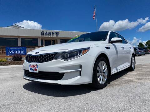 2016 Kia Optima for sale at Gary's Auto Sales in Sneads NC