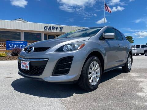 2011 Mazda CX-7 for sale at Gary's Auto Sales in Sneads NC