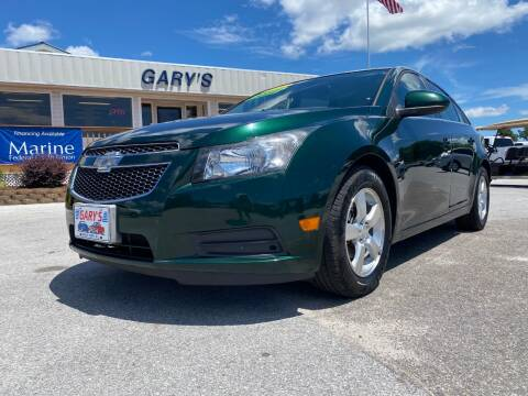 2014 Chevrolet Cruze for sale at Gary's Auto Sales in Sneads NC