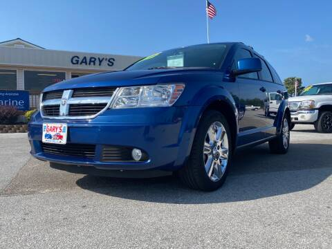 2010 Dodge Journey for sale at Gary's Auto Sales in Sneads NC