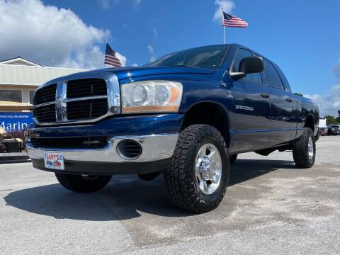2006 Dodge Ram Pickup 2500 for sale at Gary's Auto Sales in Sneads NC