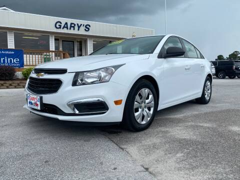 2015 Chevrolet Cruze for sale at Gary's Auto Sales in Sneads NC