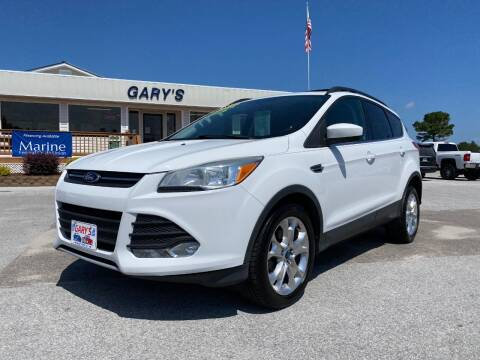 2013 Ford Escape for sale at Gary's Auto Sales in Sneads NC