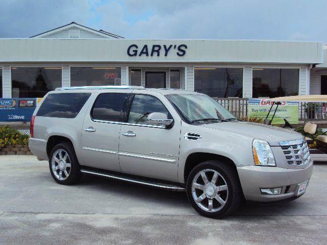 2008 Cadillac Escalade Esv Awd 4dr Suv In Jacksonville Nc Gary S