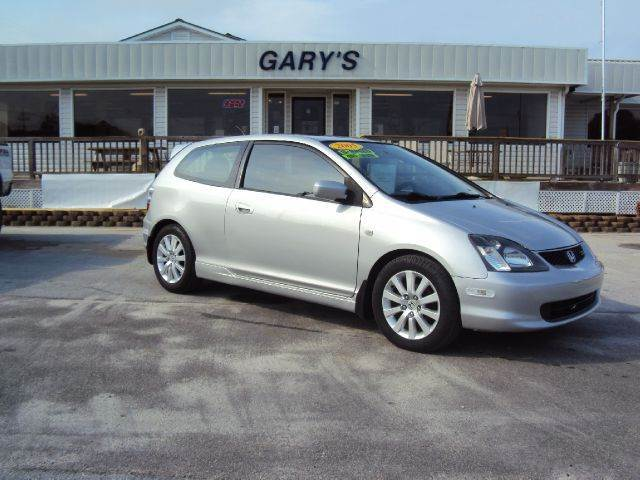 2005 Honda Civic Si 2dr Hatchback In Jacksonville NC - Gary's Auto