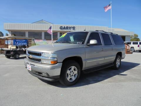2005 Chevrolet Suburban for sale at Gary's Auto Sales in Sneads NC