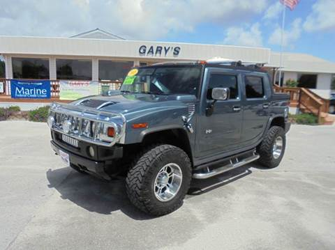 2005 HUMMER H2 SUT for sale in Jacksonville, NC