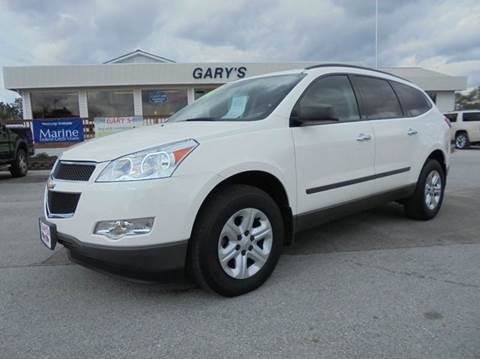 2012 Chevrolet Traverse for sale in Jacksonville, NC