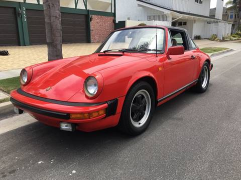 1981 Porsche 911 for sale in Midway City, CA