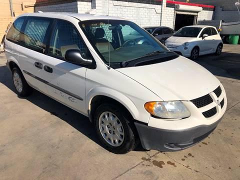 Used Dodge Caravan >> 2003 Dodge Caravan For Sale In Midway City Ca