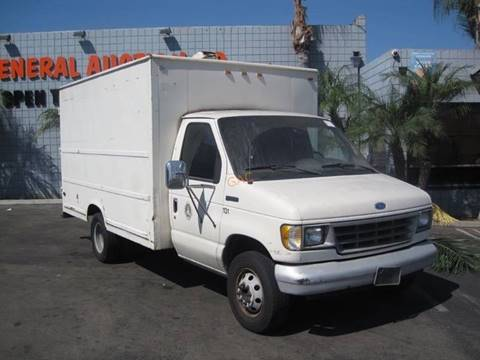 1993 Ford E-Series Chassis for sale in Midway City, CA