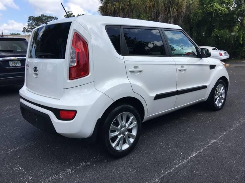 2012 Kia Soul for sale at Florida Auto Trend in Plantation FL