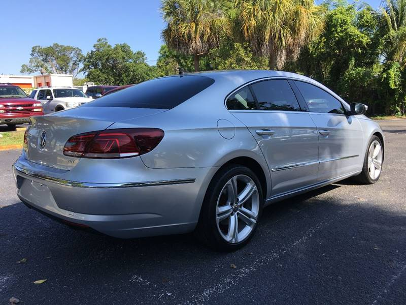 2013 Volkswagen CC for sale at Florida Auto Trend in Plantation FL