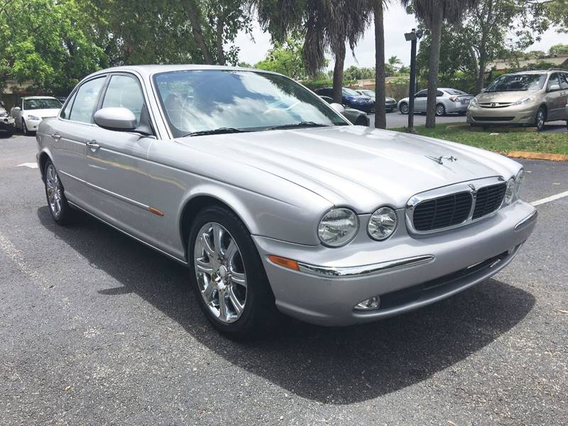 2004 Jaguar XJ-Series for sale at Florida Auto Trend in Plantation FL