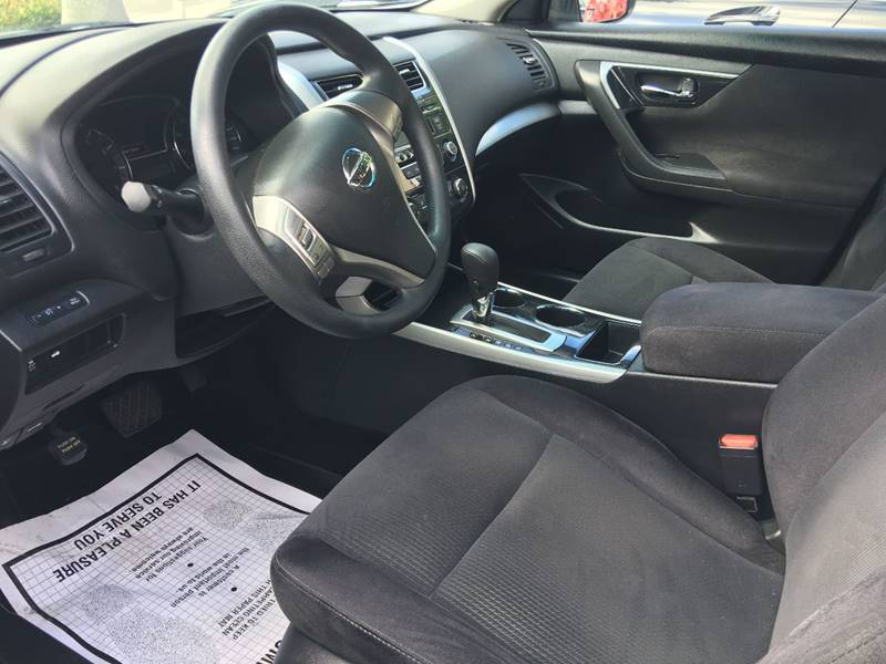 2013 Nissan Altima for sale at Florida Auto Trend in Plantation FL