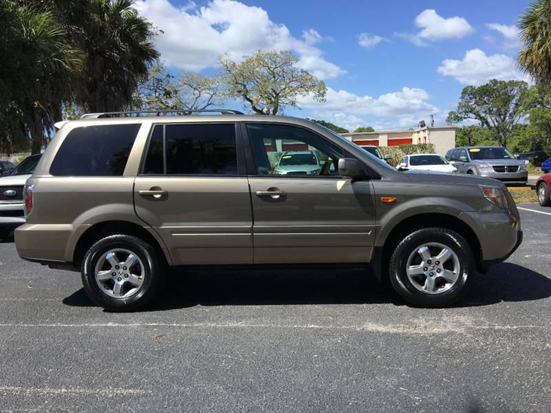 2008 Honda Pilot for sale at Florida Auto Trend in Plantation FL