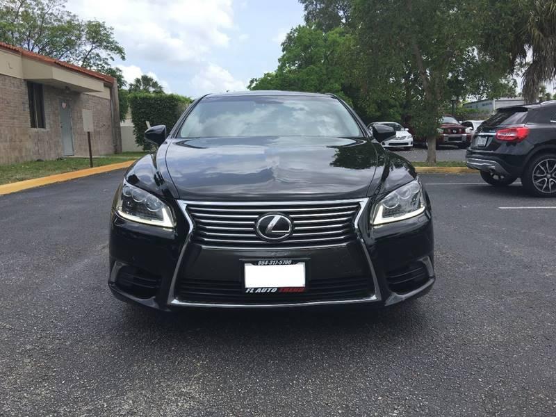 2013 Lexus LS 460 for sale at Florida Auto Trend in Plantation FL