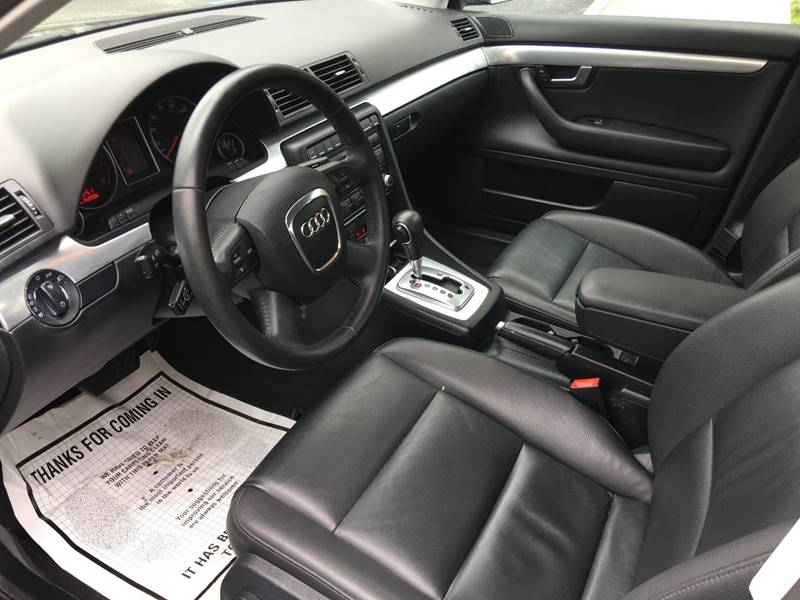 2007 Audi A4 for sale at Florida Auto Trend in Plantation FL