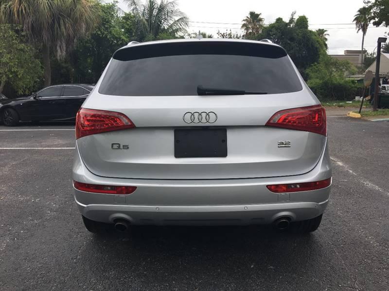 2009 Audi Q5 for sale at Florida Auto Trend in Plantation FL
