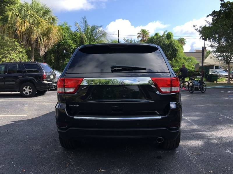 2011 Jeep Grand Cherokee for sale at Florida Auto Trend in Plantation FL
