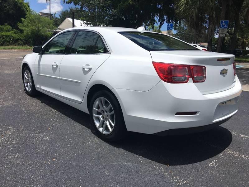 2013 Chevrolet Malibu for sale at Florida Auto Trend in Plantation FL
