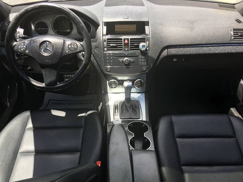 2008 Mercedes-Benz C-Class for sale at Florida Auto Trend in Plantation FL