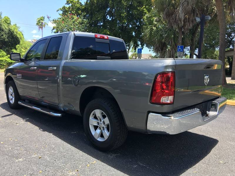 2013 RAM Ram Pickup 1500 for sale at Florida Auto Trend in Plantation FL