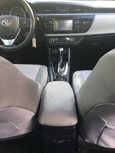 2015 Toyota Corolla for sale at Florida Auto Trend in Plantation FL