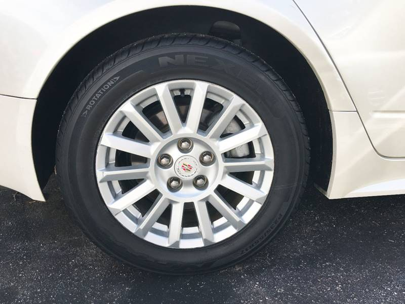2011 Cadillac CTS for sale at Florida Auto Trend in Plantation FL
