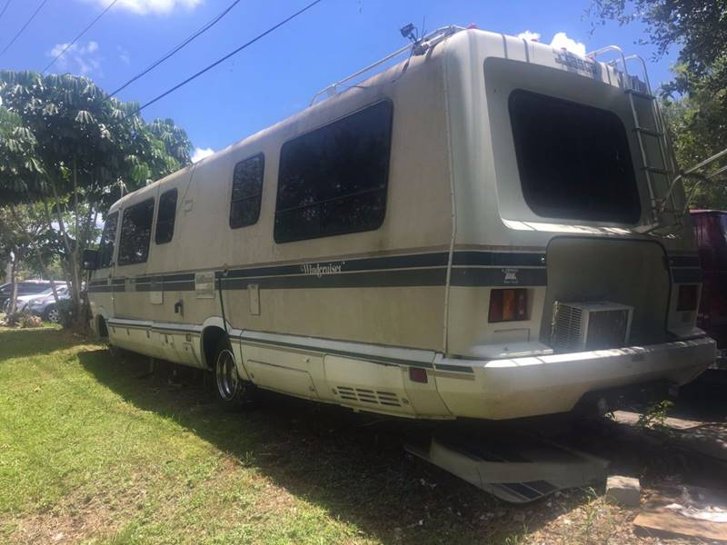 1988 Windcruiser Itasca for sale at Florida Auto Trend in Plantation FL