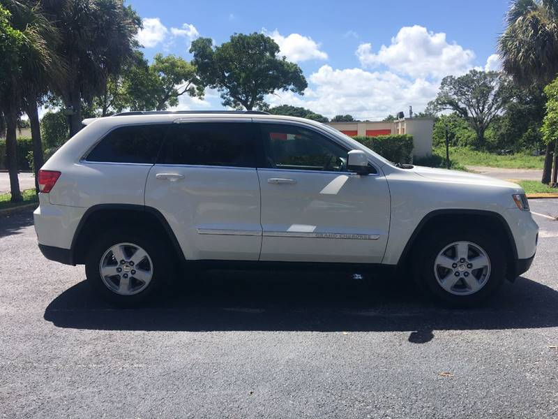 2012 Jeep Grand Cherokee for sale at Florida Auto Trend in Plantation FL
