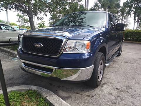 2007 Ford F-150 for sale at Florida Auto Trend in Plantation FL