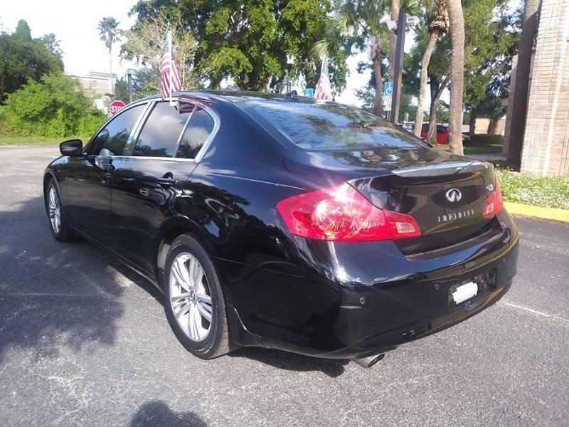 Infiniti G Sedan Journey In Plantation FL Florida Auto Trend - Florida infiniti