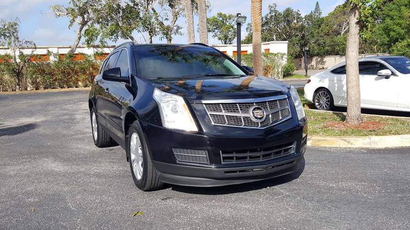 Cadillac SRX Base Dr SUV Miami Auto World - Cadillac dealer miami