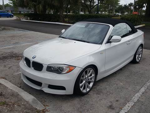 2012 BMW 1 Series For Sale At Florida Auto Trend In Plantation FL