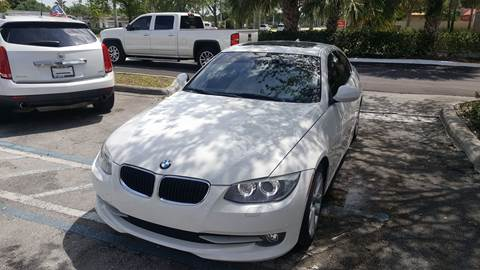 2012 BMW 3 Series For Sale At Florida Auto Trend In Plantation FL
