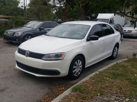 2013 Volkswagen Jetta For Sale At Florida Auto Trend In Plantation FL