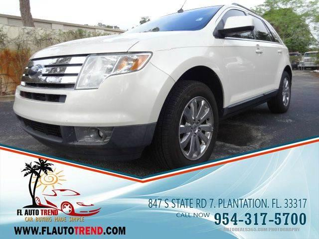 Ford Edge For Sale At Florida Auto Trend In Plantation Fl