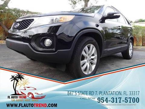 Kia For Sale In Plantation FL